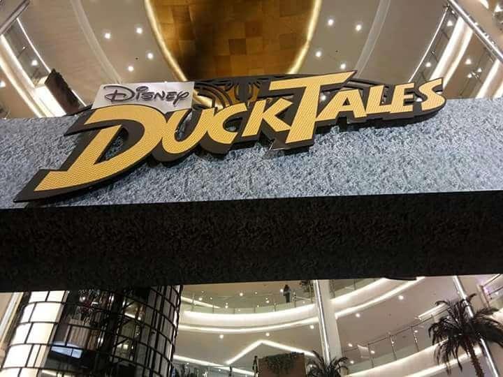 DuckTales Disney di RCTI