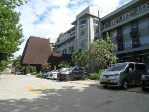 Staycation Hotel Santika Taman Mini Indonesia Indah