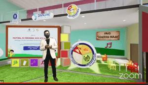 Danone Festival Isi Piringku, Upaya Makan Sehat Anak Indonesia